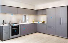 new york apartment kitchens - Google Search