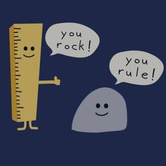 Teacher humor – you rock, you rule!