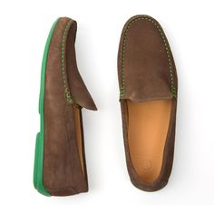 Luck Of The Irish Loafers by Austen Heller
