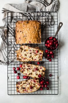 This is a great way to use up any leftover cranberries you might have. Cranberry orange bread with juicy raisins is moist and awesome with a hot espresso! Cranberry Orange Bread, Bread Recipes, Cake Recipes, Raisin Bread, Orange Peel, Dried Fruit, Baking Soda, Food Porn