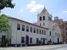 Pátio do Colégio é o marco inicial no nascimento da cidade de São Paulo