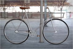 can't get much cleaner - SPIRAN BICYCLE | BY PEOPLE PEOPLE