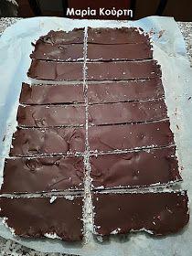 Συνταγές για διαβητικούς και δίαιτα: Μπάρες καρύδα - σοκολάτα νηστίσιμες με στεβια Caramel Apple Slices, Caramel Apples, Desserts, Blog, Tailgate Desserts, Deserts, Postres, Blogging, Dessert