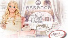 Nueva EL de Essence *Happy Girls Are Pretty*