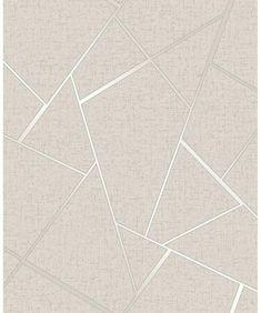 Fine Decor Quartz Gold Fractal Wallpaper | FD42281