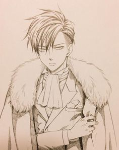 Levi Ackerman    _Shingeki no Kyojin