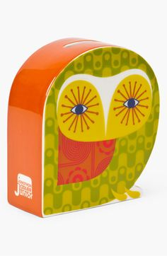 jonathan adler owl bank.