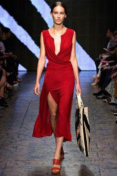 Suzy Menkes: Donna Karan S/S 2015 FWPE2015