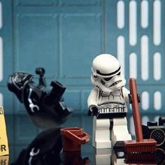 Vader's clean-up crew