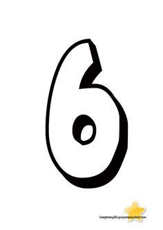 seis para imprimir