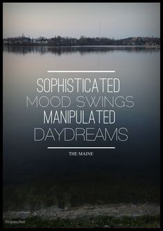 Love and Drugs - The Maine