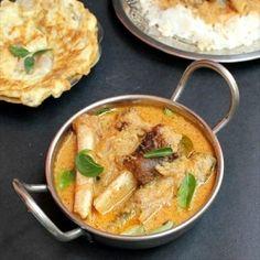 Goat leg Curry