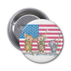 House-Mouse Designs ~Pins  $3.05