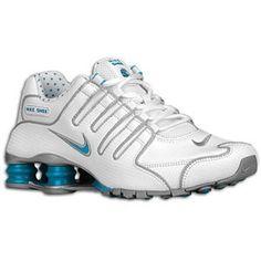 Nike Sportswear Shox NZ Eu - Sneaker - Schwarz/Gold