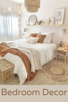 prietysun - 0 results for home Room Design Bedroom, Small Room Bedroom, Room Ideas Bedroom, Home Decor Bedroom, Boho Teen Bedroom, Bedroom Inspo, Bohemian Bedroom Decor, Woman Bedroom, Stylish Bedroom