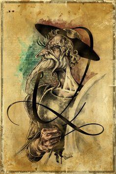 Don Quijote [Charles Drawin]