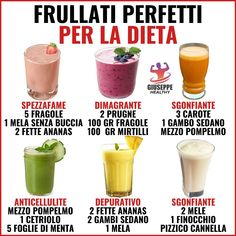 Conseils fitness en nutrition et en musculation. Healthy Salad Recipes, Healthy Drinks, Healthy Snacks, Healthy Eating, Green Detox Smoothie, Smoothie Cleanse, Green Smoothies, Juice Cleanse, Juicer Recipes
