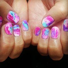 """""""How cool are these nails?"""""""