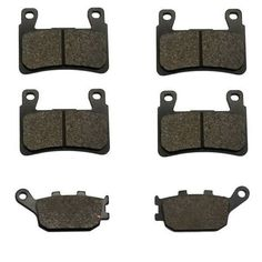Cool amazing toyota oem rav4 2014 xle front brake pads 20172018 awesome great 2003 2004 honda cbr600rr front rear brake pads 20172018 fandeluxe Choice Image