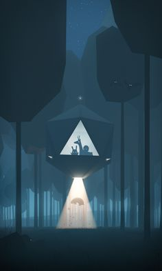https://www.behance.net/gallery/18305027/Abduction ★ Find more at http://www.pinterest.com/competing/