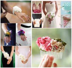 fantastische Deko für die Braut