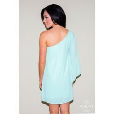 Cassandra Dress (Mint)
