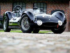 Classic Car: Maserati Tipo 61 Birdcage – Inspiration Grid | Design Inspiration