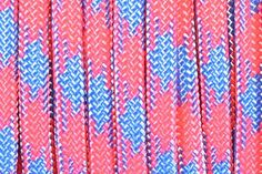 BoredParacord Brand 550 lb Pink Sky Camo Paracord 50 feet ** See this great product.