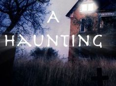 The TV series, A Haunting, is a well recognized paranormal show on the Discovery Channel. The series are the replication of true horror stories. Spooky Places, Haunted Places, Haunted Houses, Abandoned Places, Ghost Stories, Horror Stories, True Stories, Paranormal Videos, Suffolk Va