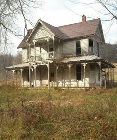 abandoned house archives : Photo. ***I love this house***