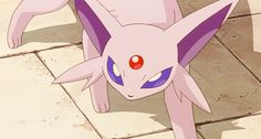 """Espeon   Community Post: The 20 Most Fab Pokémon According To People Who Aren't In The Fandom --- Their quotes about Espeon: """"Espeon is evil-fab."""" """"Ya… Espeon was really dorky in high school but now she has all of the nuclear codes and gets $300 haircuts."""" """"Stay in school, kids."""""""