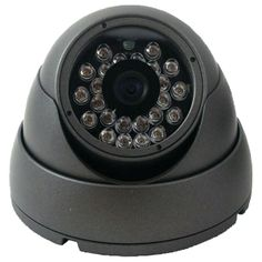 Alarms and Security - Boyo Night Vision Dome Camera @ dabombjiggity.com