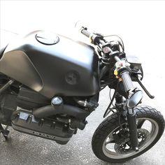 Bmw Cafe Racer, Cafe Racers, Moto Bike, Motorcycle, Brick Projects, Bmw K100, Honda, Wheels, Workout