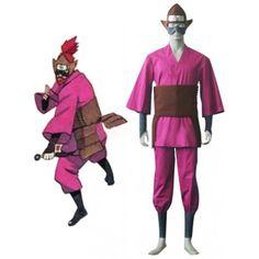 Naruto Four-Tailed Monkey Cosplay Costume