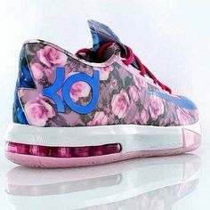 f8b9220a5a5 kd 6 floral nike supreme The Aunt Pearl Nike KD 6 Goes Full Floral So  lovely and they support Breast Cancer