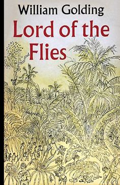 Lord of the Flies. Love the metaphors
