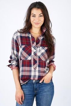 Rosslyn Double Plaid