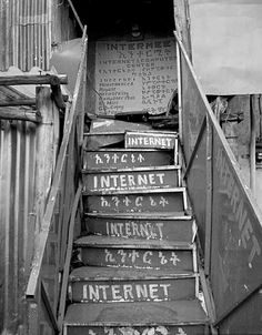 Stairway to internet