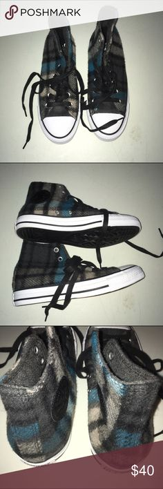 Converse Woolrich Sneakers New Size 7 Converse Woolrich Sneakers New Size 7 Converse Shoes Sneakers