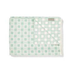 Alex throw in Mint Contemporary Blankets, Jacquard Weave, Minimal Design, Soft Furnishings, Merino Wool, Mint, Minimalist Design, Reupholster Furniture, Peppermint