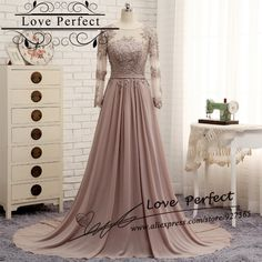 Find More Evening Dresses Information about Khaki Chiffon Cheap Long Evening Dresses Appliques A Line Robes De Soiree 2016 Longue Abiti Da Cerimonia Da Sera Evening Gown,High Quality gown dress up,China gown manufacturers Suppliers, Cheap dresses for 12 year olds from Loveperfect on Aliexpress.com
