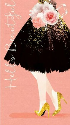 65 Trendy Flowers Ilustrations Girl Susanne Kuhlmann: After the successful referendum to truly save Happy Birthday Wallpaper, Happy Birthday Images, Happy Birthday Greetings, Birthday Wishes, Cute Wallpapers, Wallpaper Backgrounds, Iphone Wallpaper, Backgrounds Girly, Fashion Wallpaper