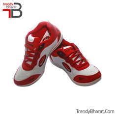 #Red #SportShoes #Betrendy #LatestCollection