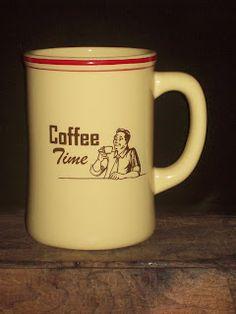 Walnut & Vine: Mugged......  one of my favorite mugs