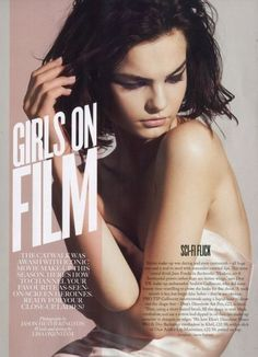 Marie Claire Does Movie Makeup
