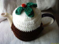 hand crochet christmas pudding tea cosy small by crochetfifi Cosy Christmas, Crochet Christmas, Christmas Pudding, Wall Mounted Tv, Hand Crochet, Home Crafts, My Etsy Shop, Stuff To Buy, Ebay