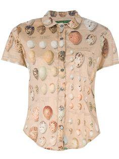 PAUL HARNDEN SHOEMAKERS Bird Egg Shirt