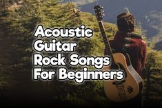25 Famous & Easy Acoustic Guitar Rock Songs For Beginners – Rock Guitar Univer.- 25 Famous & Easy Acoustic Guitar Rock Songs For Beginners – Rock Guitar Univer… 25 Famous & Easy Acoustic Guitar Rock Songs For… - Easy Guitar Songs, Guitar Chords For Songs, Music Guitar, Guitar Strumming, Box Guitar, Guitar Tips, Ukulele, Guitar Songs For Beginners, Guitar Chords Beginner