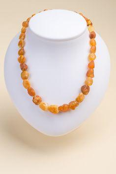 Янтарное ожерелье ручная работа Литовских мастеров