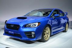 2015 Subaru WRX STI - Always used to be my dream car, but if I'm moving to California its AWD and lower gas mileage is less practical, and emissions would be bad